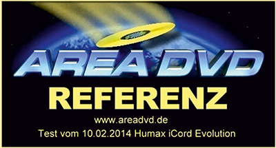 AREA DVD 02.2014 Humax iCord Evolution