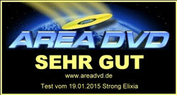 AREA DVD - sehr gut - Strong Elixia
