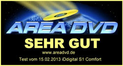 Area DVD - ID digital S1 sehr gut