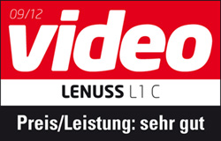 Lenuss L1 C - Video 9/12 sehr gut