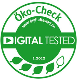 LogiSat 1200 HD - Öko Check - Digital Tested