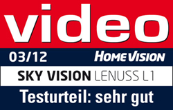 Lenuss L1 - Video Home Vision - sehr gut 03/12