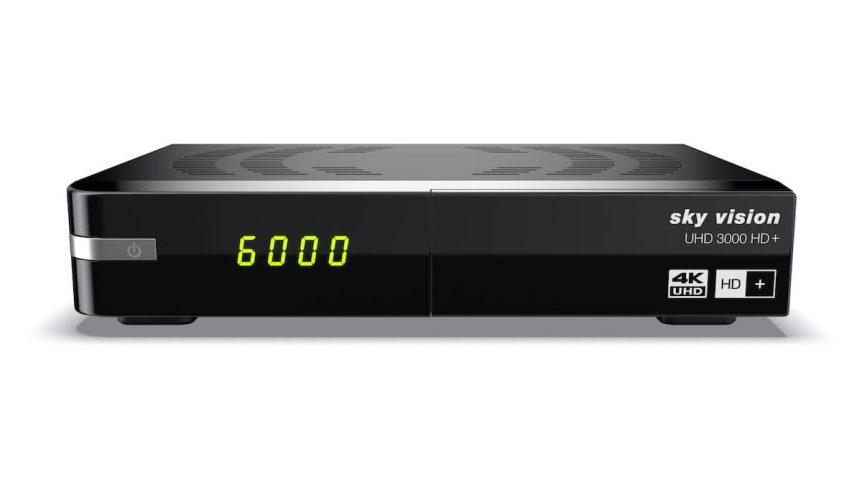 sky-vision-UHD-3000-HD-plus-fronnt
