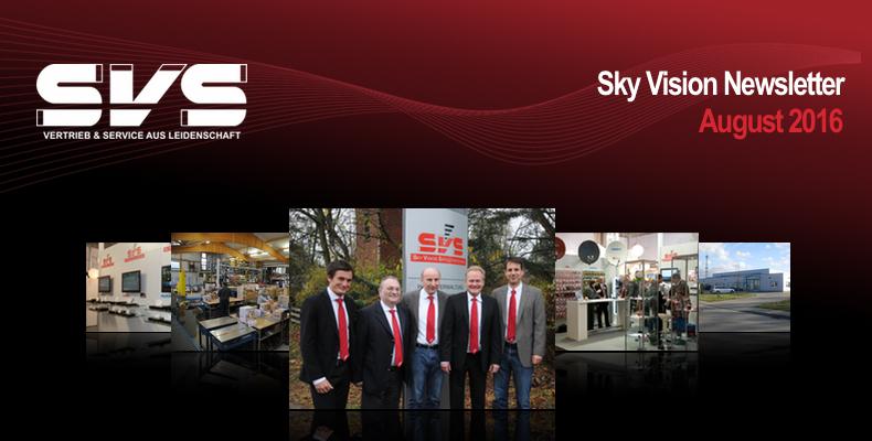 Sky Vision Satellitenempfangstechnik GmbH